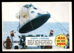 1969 Topps Man on the Moon #3 A  Happy Landing Front Thumbnail
