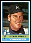 1976 Topps #146  Doc Medich  Front Thumbnail
