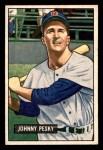 1951 Bowman #15  Johnny Pesky  Front Thumbnail