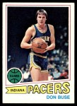1977 Topps #94  Don Buse  Front Thumbnail
