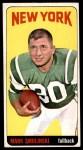 1965 Topps #126  Mark Smolinski  Front Thumbnail