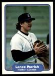 1982 Fleer #276  Lance Parrish  Front Thumbnail
