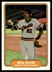 1982 Fleer #400  Billy Smith  Front Thumbnail