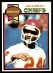 1979 Topps #426  Gary Green  Front Thumbnail