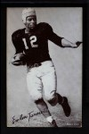 1948 Exhibits Black and White  Emlen Tunnell   Front Thumbnail