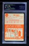 1963 Topps #125  Red Mack  Back Thumbnail