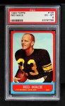 1963 Topps #125  Red Mack  Front Thumbnail