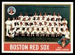 1976 Topps #118   -  Darrell Johnson Red Sox Team Checklist Front Thumbnail