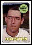 1969 Topps #458  Curt Blefary  Front Thumbnail