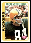 1978 Topps #39  Rich McGeorge  Front Thumbnail