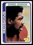1978 Topps #31  Dennis Johnson  Front Thumbnail