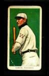 1909 T206  George McBride  Front Thumbnail