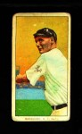 1909 T206 PCH Rube Marquard  Front Thumbnail