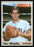 1970 Topps #351  Tom Murphy  Front Thumbnail