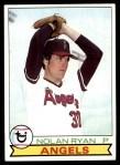 1979 Topps #115  Nolan Ryan  Front Thumbnail