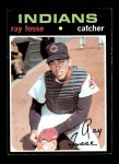 1971 Topps #125  Ray Fosse  Front Thumbnail