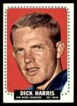 1964 Topps #160  Dick Harris  Front Thumbnail