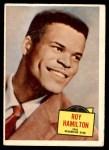 1957 Topps Hit Stars #57  Roy Hamilton  Front Thumbnail