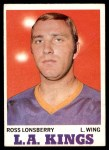 1970 O-Pee-Chee #37  Ross Lonsberry  Front Thumbnail