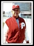 1976 SSPC #476  Danny Ozark  Front Thumbnail