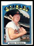 1972 O-Pee-Chee #250  Boog Powell  Front Thumbnail