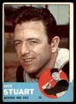 1963 Topps #285  Dick Stuart  Front Thumbnail