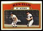 1972 Topps #48   -  John Ellis In Action Front Thumbnail