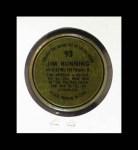 1964 Topps Coins #93  Jim Bunning  Back Thumbnail