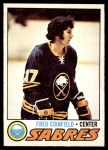 1977 O-Pee-Chee #161  Fred Stanfield  Front Thumbnail