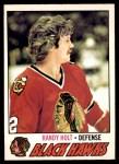 1977 O-Pee-Chee #34  Randy Holt  Front Thumbnail