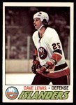 1977 O-Pee-Chee #116  Dave Lewis  Front Thumbnail