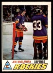 1977 O-Pee-Chee #352  Jim McElmury  Front Thumbnail