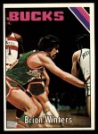 1975 Topps #143  Brian Winters  Front Thumbnail