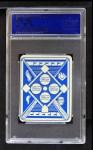 1951 Topps Blue Back #18  Ned Garver  Back Thumbnail