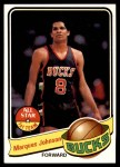 1979 Topps #70  Marques Johnson  Front Thumbnail