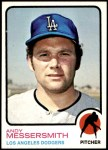 1973 Topps #515  Andy Messersmith  Front Thumbnail