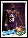 1979 Topps #12  Spencer Haywood  Front Thumbnail