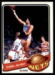 1979 Topps #94  Eddie Jordan  Front Thumbnail