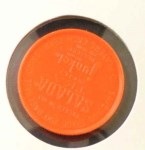 1962 Salada Coins #40  Brooks Robinson  Back Thumbnail