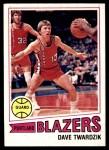 1977 Topps #62  Dave Twardzik  Front Thumbnail