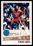 1977 Topps #106  Elmore Smith  Front Thumbnail