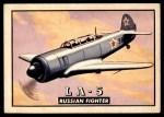 1952 Topps Wings #54   LA-5 Front Thumbnail