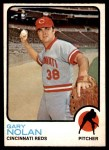 1973 O-Pee-Chee #260  Gary Nolan  Front Thumbnail