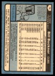 1980 O-Pee-Chee #75  Bill Buckner  Back Thumbnail