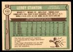 1976 O-Pee-Chee #152  Leroy Stanton  Back Thumbnail