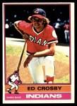 1976 O-Pee-Chee #457  Ed Crosby  Front Thumbnail