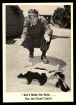 1965 Fleer Gomer Pyle #45   I Don't Make the Rules Front Thumbnail