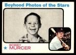 1973 Topps #343   -  Bobby Murcer Boyhood Photo Front Thumbnail