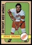 1972 Topps #111  Arnie Brown  Front Thumbnail