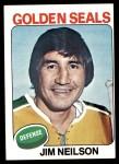 1975 Topps #270  Jim Neilson   Front Thumbnail
